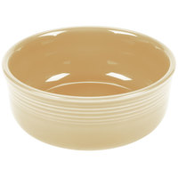Homer Laughlin 576330 Fiesta Ivory 22 oz. Chowder Bowl - 6/Case