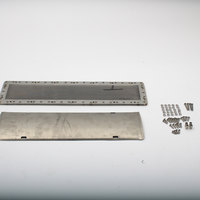 Nieco 8018-01 Lower Burner Kit 18 1/2 In