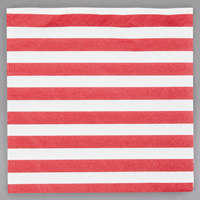 Creative Converting 654924 Indiana University 2-Ply Beverage Napkin - 240/Case