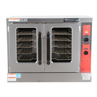 Vulcan VC5GD Natural Gas Single Deck Full Size Convection Oven - 50,000 BTU