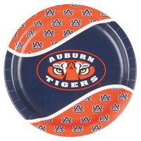 Creative Converting 424830 9 inch Auburn University Paper Plate - 96/Case