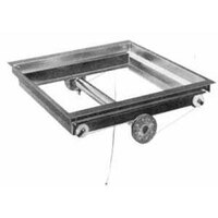 APW Wyott DI-1418 14 inch x 18 inch Drop-In Tray Lowerator Dispenser