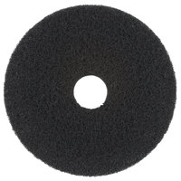 Scrubble by ACS 72-17 Type 72 17 inch Black Stripping Floor Pad