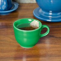Homer Laughlin 452324 Fiesta Shamrock 7.75 oz. China Cup - 12/Case