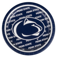Creative Converting 414729 7 inch Penn State University Paper Plate - 96/Case