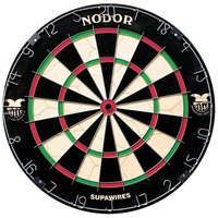 DMI Sports ND400 Nodor Supawires 18 inch x 1 1/2 inch Bristle Dartboard