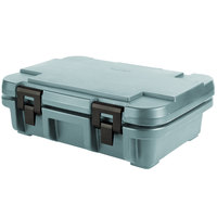 Cambro UPC140401 Camcarrier Ultra Pan Carrier® Slate Blue Top Loading 4 inch Deep Insulated Food Pan Carrier