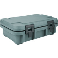 Cambro UPC140401 Slate Blue Camcarrier Ultra Pan Carrier - Top Load for 12 inch x 20 inch Food Pan