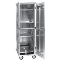 Cres Cor 102-ST-1841E Aluminum Non-Insulated Full Height Holding Cabinet