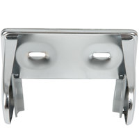 San Jamar R1200XC Non-Locking Single Roll Toilet Tissue Dispenser - Chrome