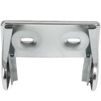 San Jamar R1200XC Non-Locking Single Roll Toilet Tissue Dispenser - Chrome