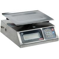Tor Rey L-EQ-10/20 20 lb. Digital Portion Control Scale, Legal for Trade