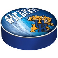 Holland Bar Stool BSCUKYCat-D2 14 1/2 inch University of Kentucky Vinyl Bar Stool Seat Cover