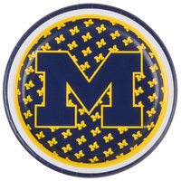 Creative Converting 331395 7 inch University of Michigan Paper Plate - 96/Case