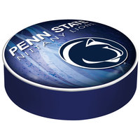 Holland Bar Stool BSCPennSt-D2 14 1/2 inch Penn State University Vinyl Bar Stool Seat Cover