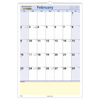 At-A-Glance PM5428 QuickNotes 15 1/2 inch x 22 3/4 inch Monthly January 2020 - January 2021 Wall Calendar