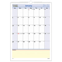 At-A-Glance PM5228 QuickNotes 12 inch x 17 inch Monthly January 2020 - December 2020 Wall Calendar