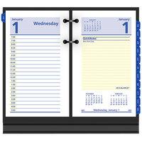 At-A-Glance E51750 QuickNotes 3 1/2 inch x 6 inch 2020 Desk Calendar Refill