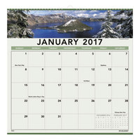 At-A-Glance 88200 12 inch x 12 inch Landscape Monthly January 2019 - December 2019 Wall Calendar