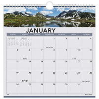 At-A-Glance 88200 12 inch x 12 inch Landscape Monthly January 2020 - December 2020 Wall Calendar