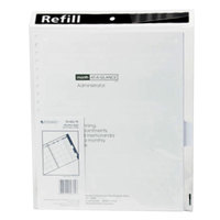 At-A-Glance 7092379 9 inch x 11 inch White 2019 Three / Five-Year Monthly Planner Refill