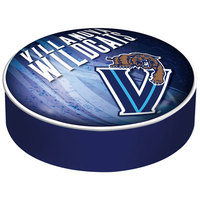 Holland Bar Stool BSCVilnva-D2 14 1/2 inch Villanova University Vinyl Bar Stool Seat Cover