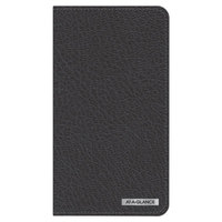 At-A-Glance 7002005 3 1/4 inch x 6 1/4 inch Black January 2019 - December 2019 Executive Weekly / Monthly Appointment Book