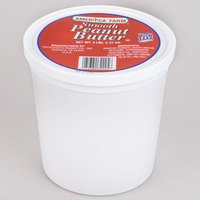 Bulk Smooth Peanut Butter 5 lb. Tub   - 6/Case