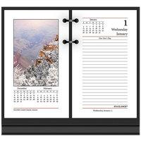 At-A-Glance E41750 3 1/2 inch x 6 inch 2020 Photographic Desk Calendar Refill