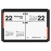 At-A-Glance E91950 3 inch x 3 3/4 inch 2019 Compact Desk Calendar Refill