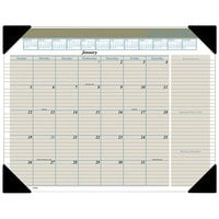 At-A-Glance HT1500 22 inch x 17 inch 2020 Executive Monthly Desk Pad Calendar