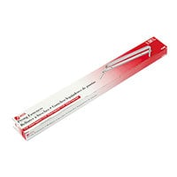 Acco 12995 3 1/2 inch Capacity Standard Two-Piece Paper File Fasteners - 50/Box