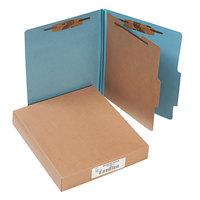 Acco 15024 Letter Size Classification Folder - 10/Box