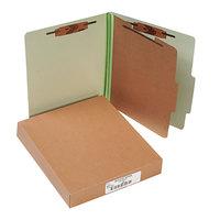 Acco 15044 Letter Size Classification Folder - 10/Box