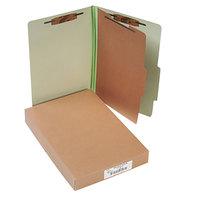 Acco 16044 Legal Size Classification Folder - 10/Box