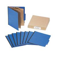 Acco 15663 Letter Size Classification Folder - 10/Box
