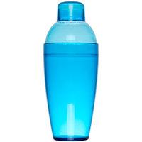 Fineline 4103-BL Quenchers 14 oz. Blue Plastic Shaker