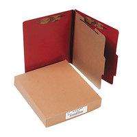 Acco 15034 Letter Size Classification Folder - 10/Box