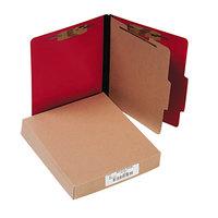 Acco 15649 Letter Size Classification Folder - 10/Box