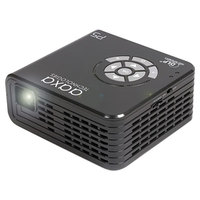 Aaxa Technologies KP80001 P5 HD LED Pico Projector - 300 Lumens, 1280 x 720 Pixels (720P)