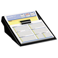 At-A-Glance SW70650 Flip-A-Week 5 5/8 inch x 7 inch White 2019 Desk Calendar Refill with QuickNotes