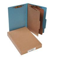 Acco 16026 Legal Size Classification Folder - 10/Box