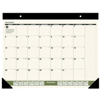 At-A-Glance SK32G00 22 inch x 17 inch 2020 Recycled Monthly Desk Pad