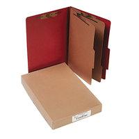 Acco 16036 Legal Size Classification Folder - 10/Box