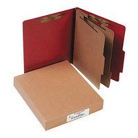 Acco 15036 Letter Size Classification Folder - 10/Box