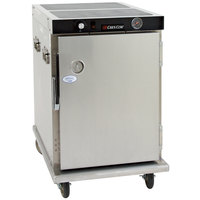 Cres Cor H-339-1813C Insulated Aluminum Half Height Holding Cabinet - 120V, 900W