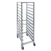 Cres Cor 207-1812-SD 12 Pan End Load Super Duty Aluminum Bun / Sheet Pan Rack - Assembled