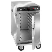 Cres Cor H-339-SS-128C Insulated Half Height Stainless Steel Holding Cabinet - 120V, 900W