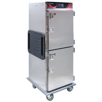 Cres Cor H-137-SUA-12D-SD Insulated Full Height Stainless Steel Super-Duty Holding Cabinet - 120V, 1500W
