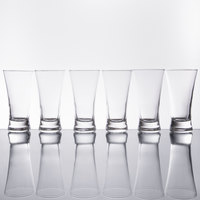 Core 5.5 oz. Flare Pilsner Beer Sampler Glass   - 6/Pack